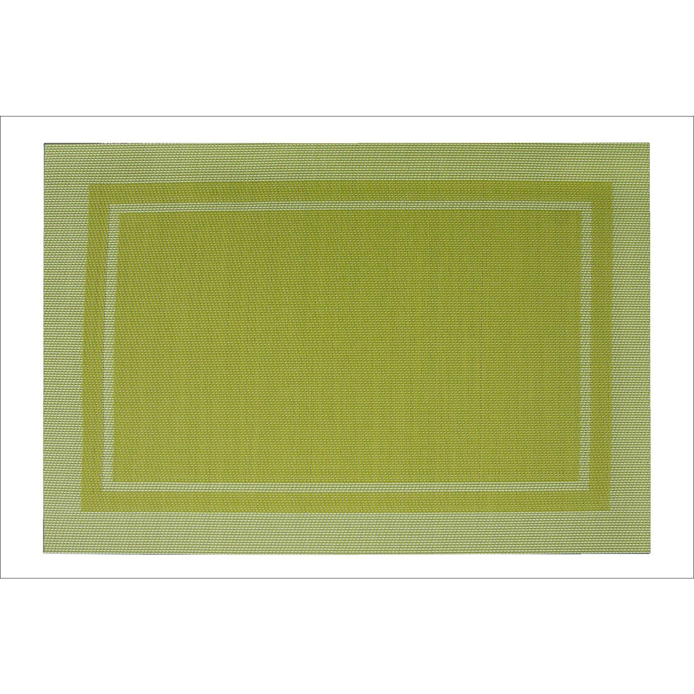 Zielona podkładka stołowa klasyczna 30x45 cm