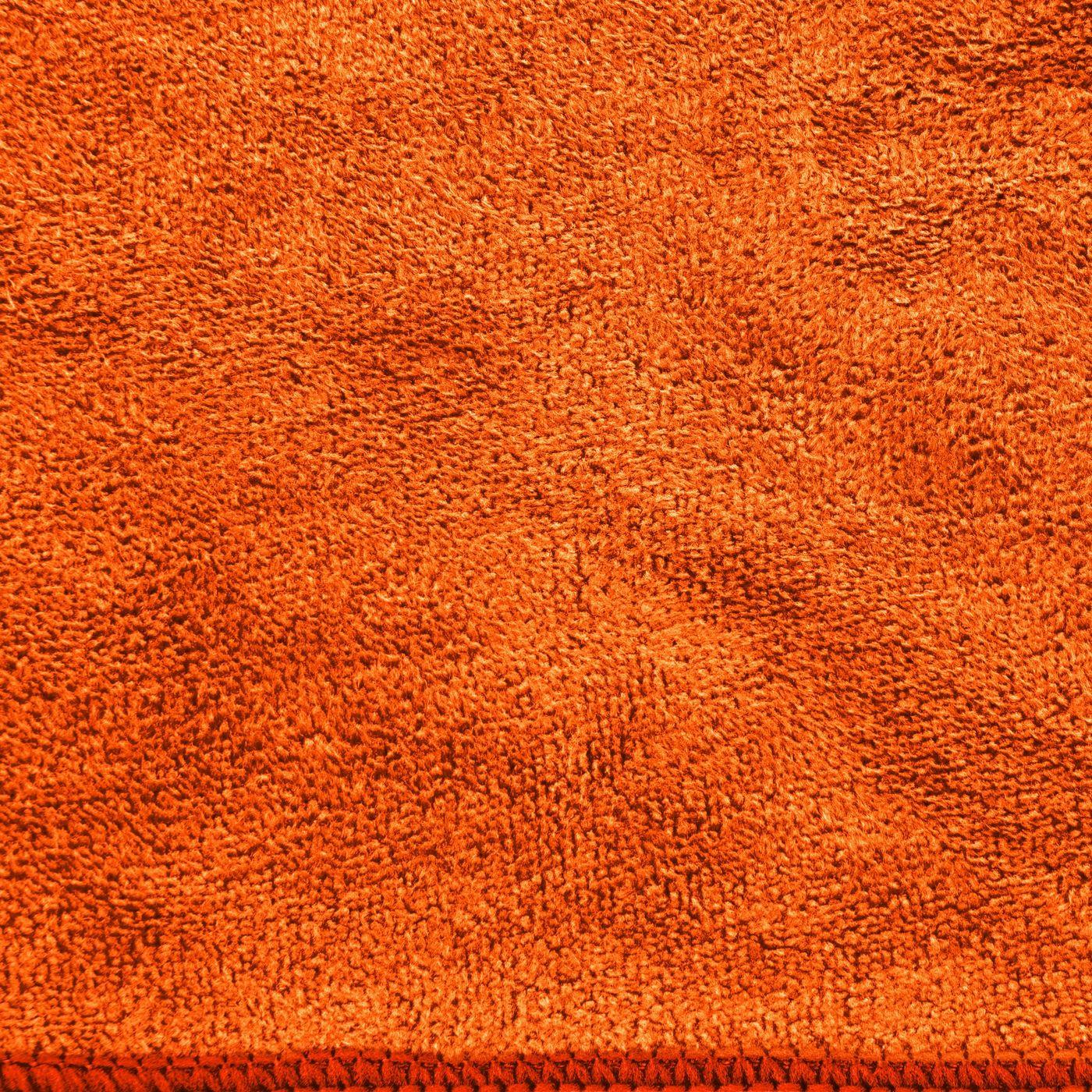 Ręcznik z mikrofibry szybkoschnący jasnopomarańczowy 70x140cm