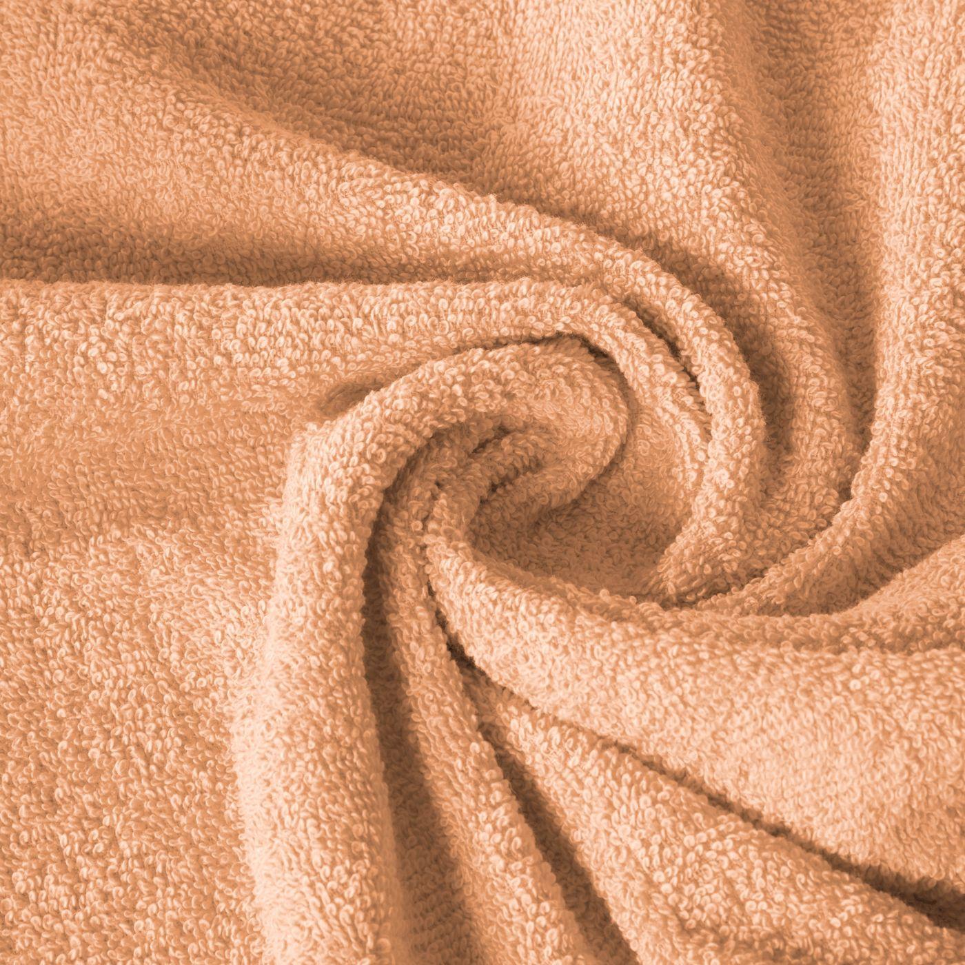 Ręcznik z bawełny gładki 70x140cm