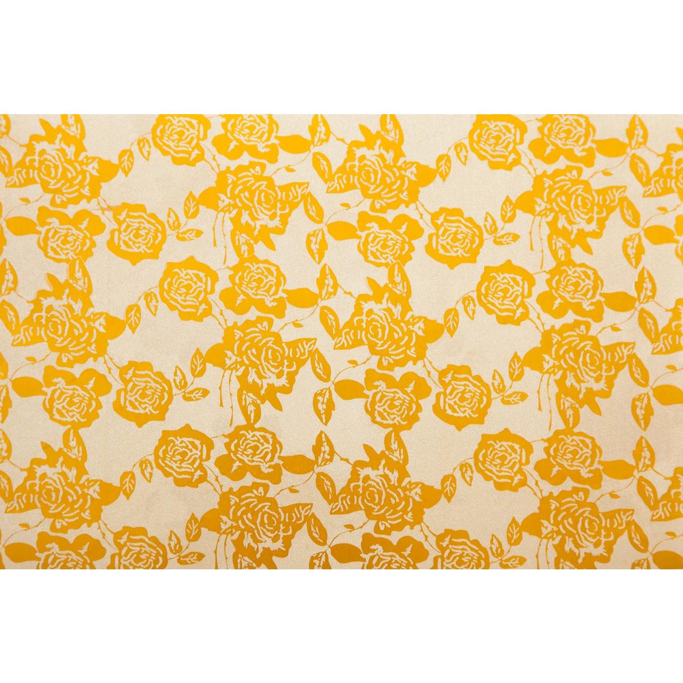 Dekoracyjna podkładka stołowa z nadrukiem złote róże 30x44 cm