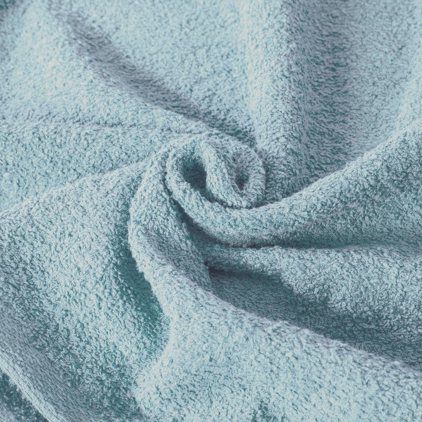 Ręcznik bawełniany gładki miętowy 30x50 cm