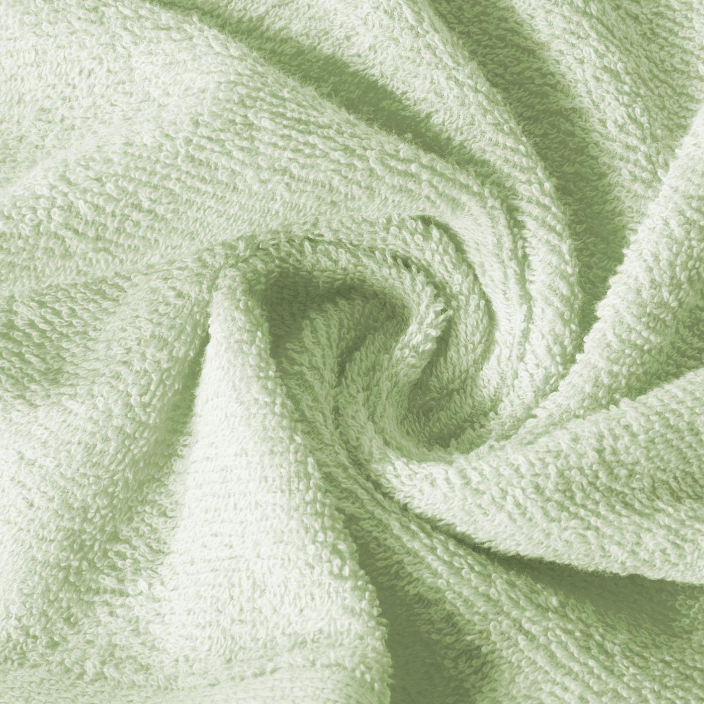 Ręcznik z bawełny gładki lemonowy 50x90cm