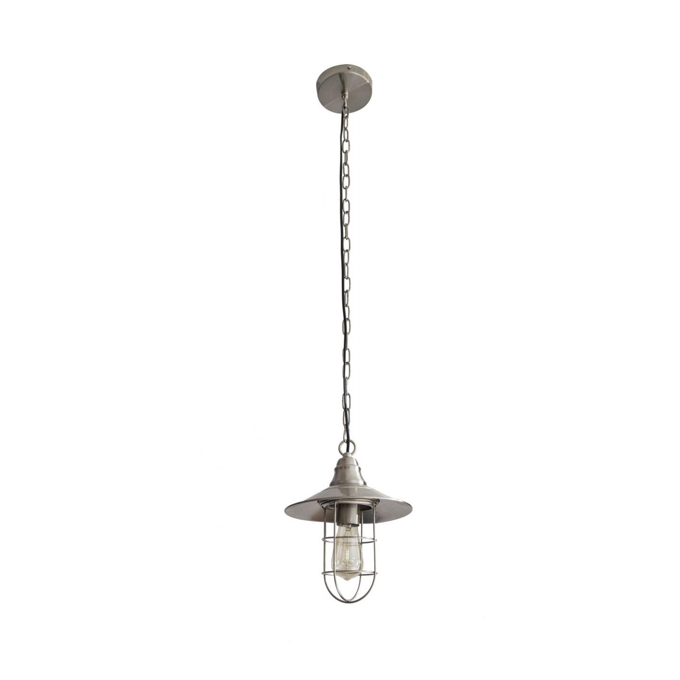 Lampa loftowa metalowa w stylu retro