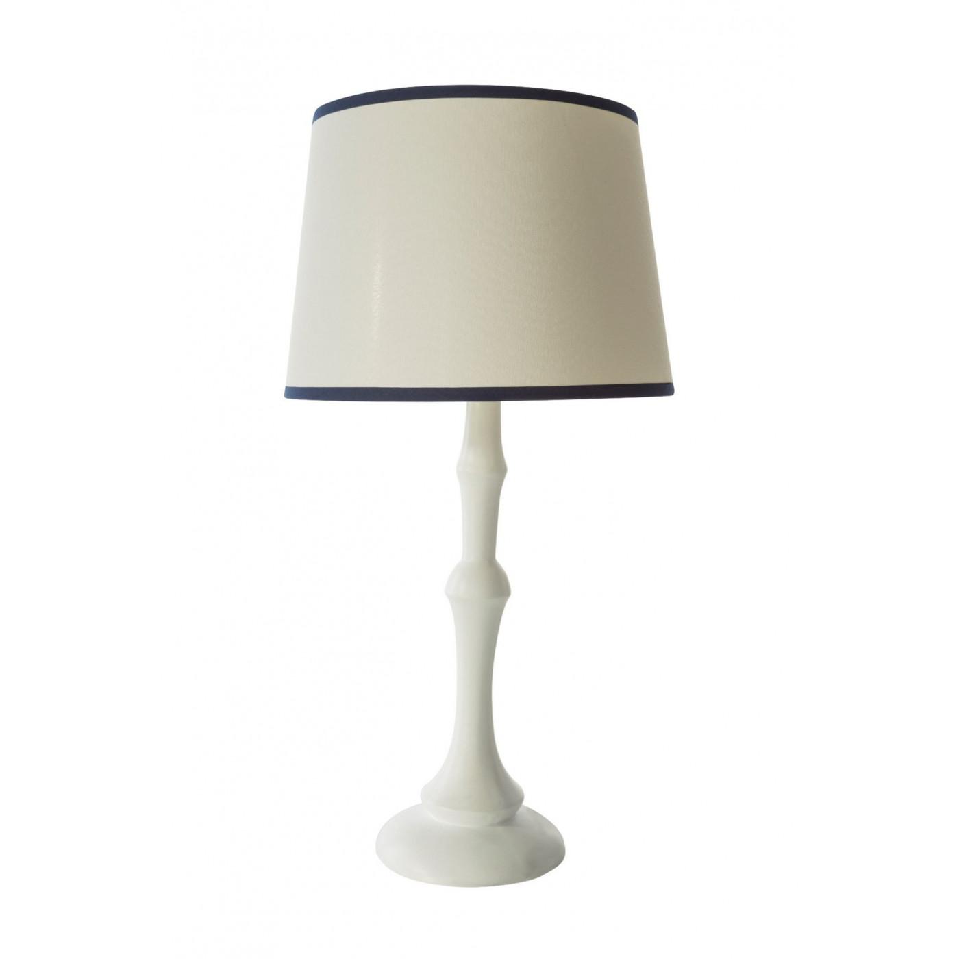 Lampa dekoracyjna ecru 55 cm