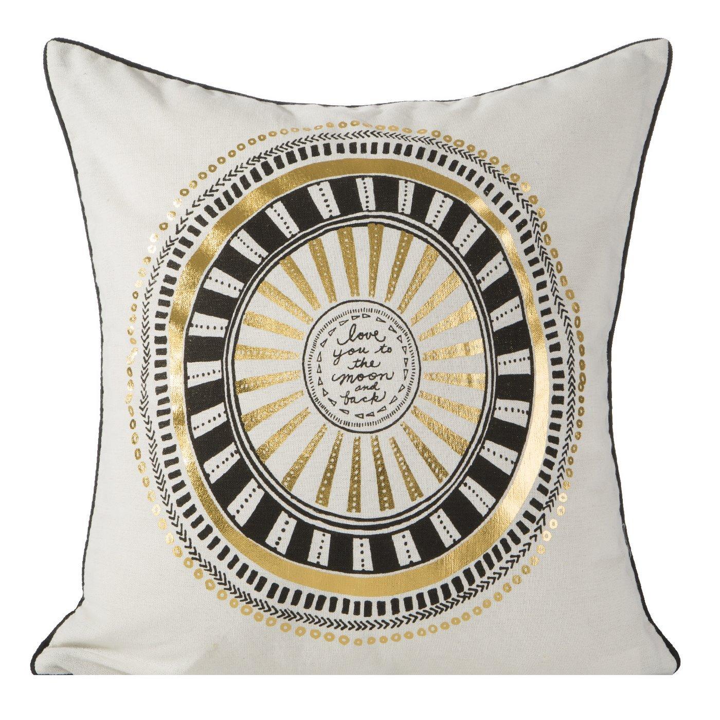 Poszewka dekoracyjna na poduszkę 45 x 45 kolor