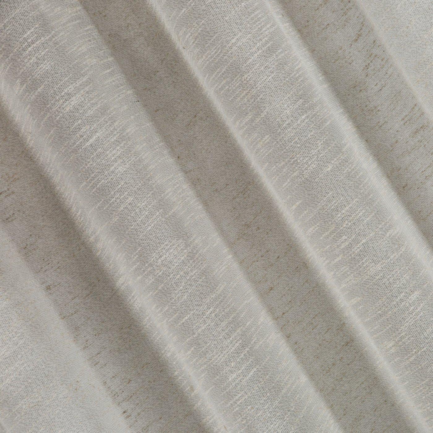 Zasłona w stylu eko 140x250 cm szelki