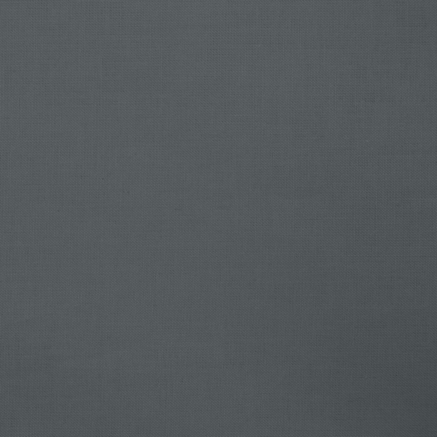 Komplet pościeli bawełnianej 220x200 cm, 2 szt. 70x80 dwustronny srebrno-stalowy