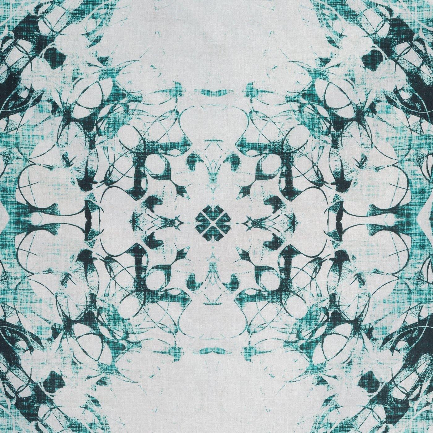 Komplet pościeli z bawełny hiszpańskiej  220 x 200 cm, 2 szt. 70 x 80 styl boho przecierany wzór