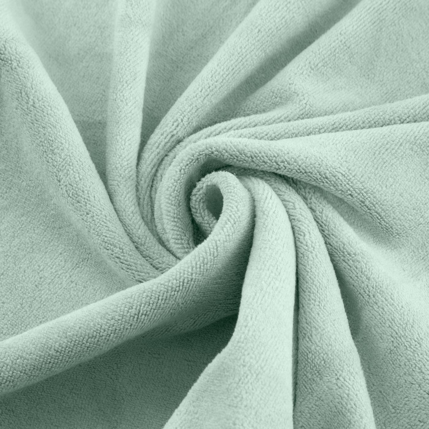 Ręcznik z mikrofibry szybkoschnący miętowy 30x30cm