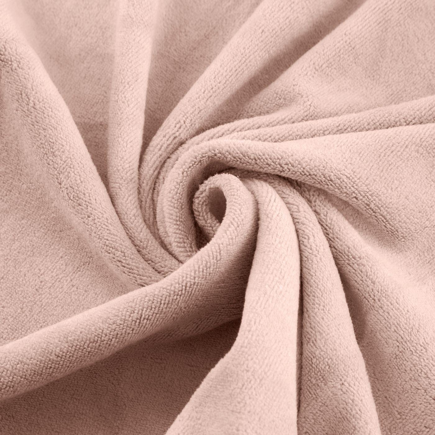 Ręcznik z mikrofibry szybkoschnący pudrowy70x140cm