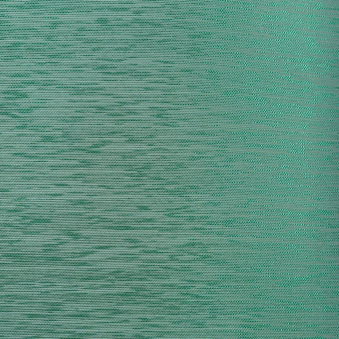 Zasłona SZMARAGDOWA struktura deszczyku przelotki 140x250 cm