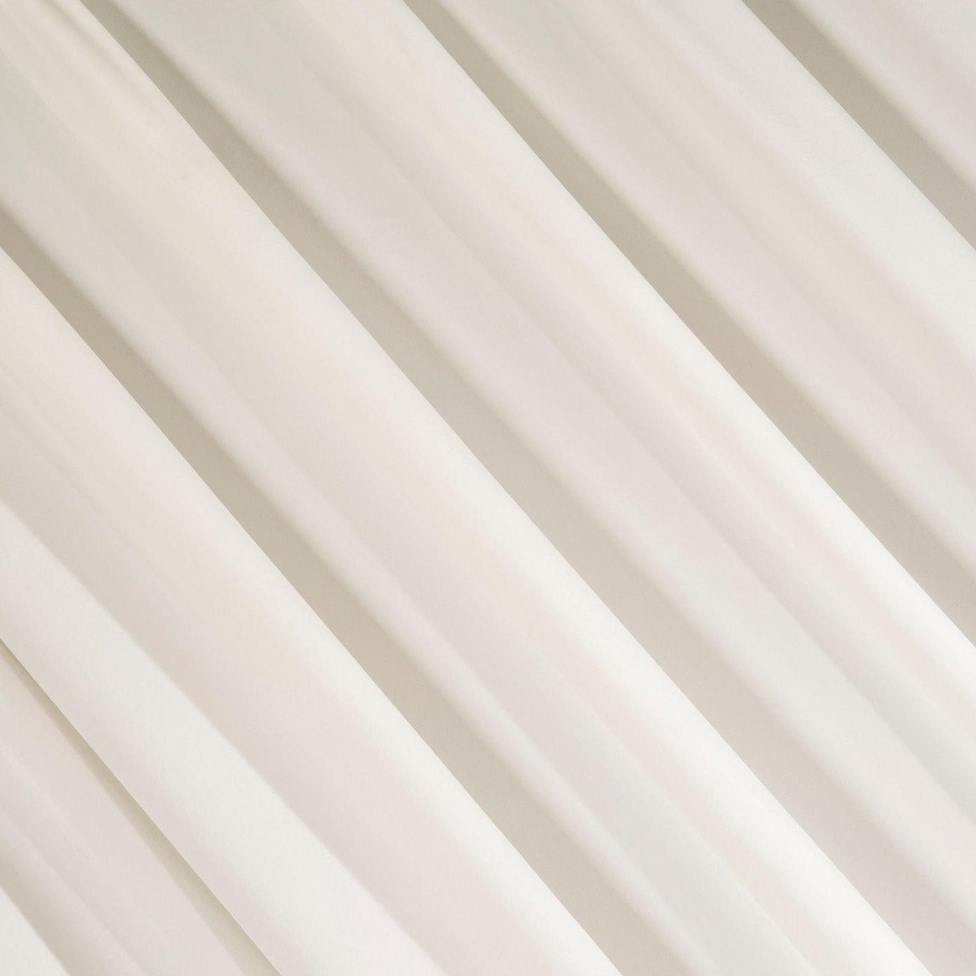 Nowoczesna zasłona welwetowa z imitacją fleksów 140x270