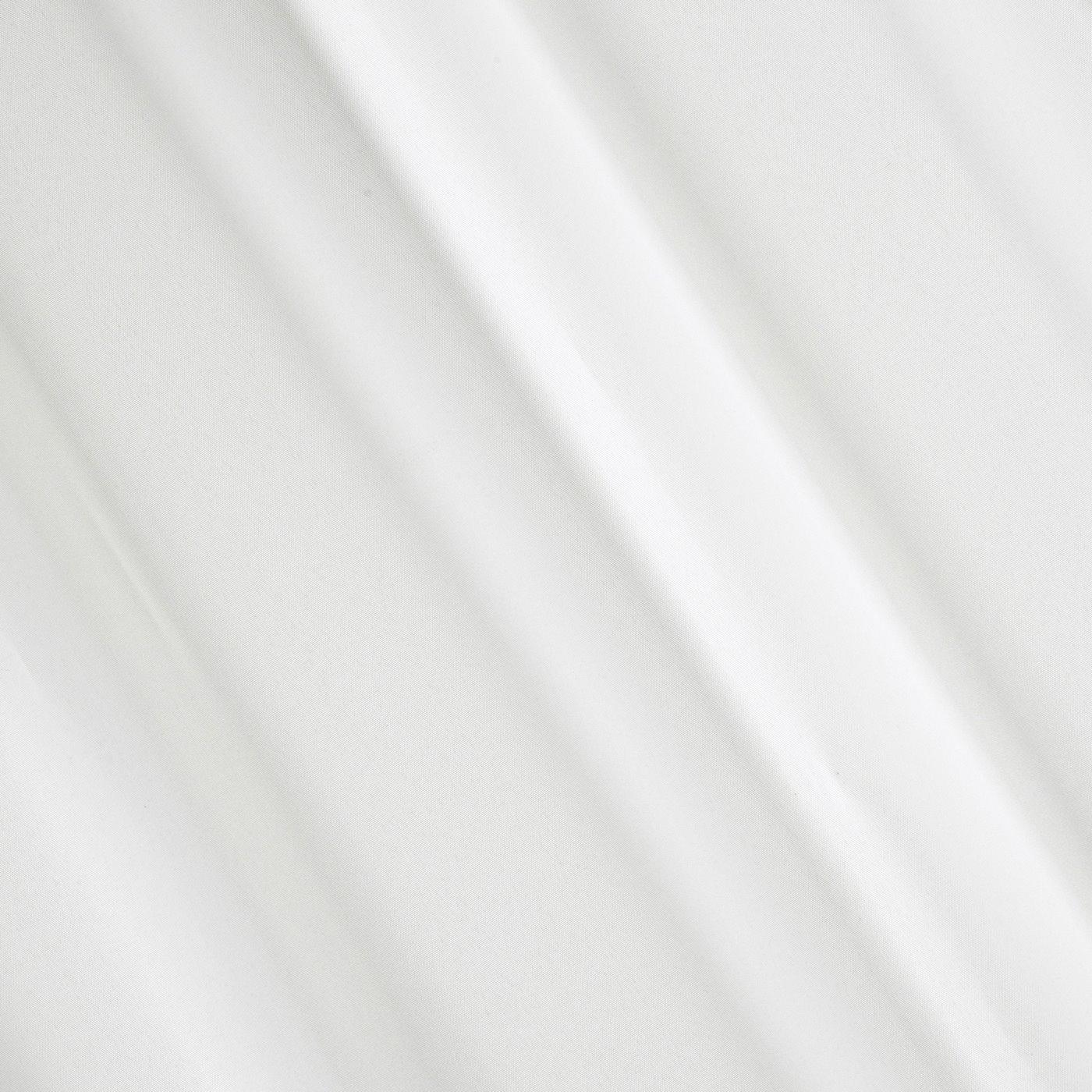 Zasłona gładka BIAŁA przelotki 140x250 cm
