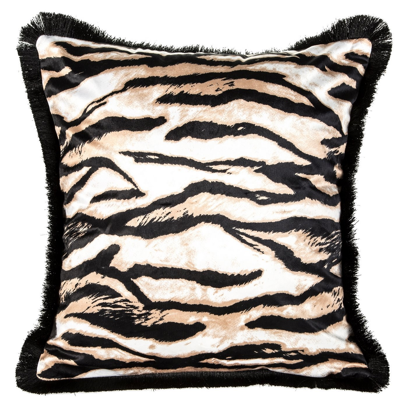 Tygrysie paski poszewka ozdobna - mój wybór Eva Minge 45x45 cm