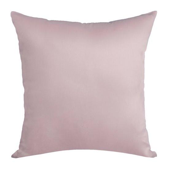 Poszewka dekoracyjna na poduszkę 70 x 80 kolor lila - 70 X 80 cm