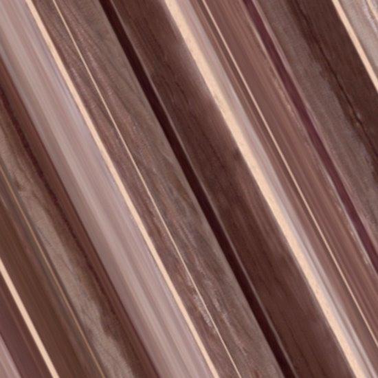 Oryginalna brązowa dwuwarstwowa zasłona na przelotkach - 140x250 - Brązowy