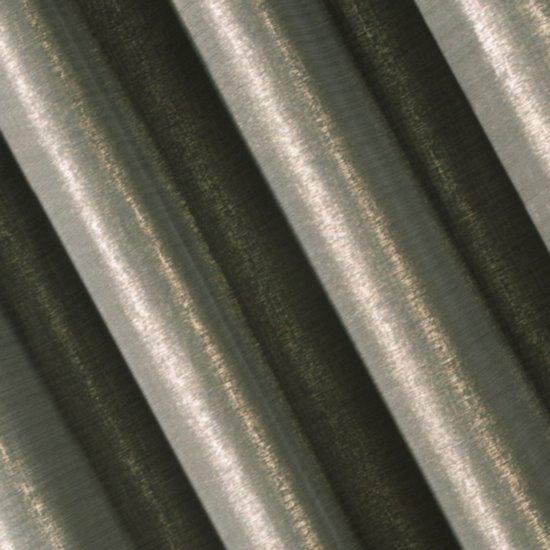Zasłona ze złotym melanżowym nadrukiem 140x250 cm  - 140x250