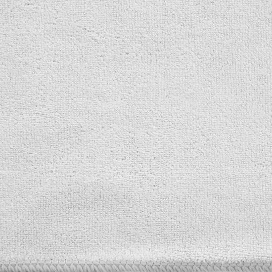 Ręcznik z mikrofibry szybkoschnący biały 50x90cm  - 50 X 90 cm