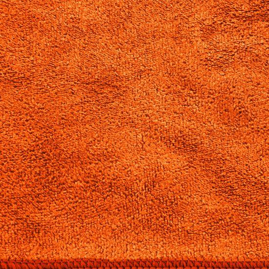 Ręcznik z mikrofibry szybkoschnący jasnopomarańczowy 70x140cm  - 70 X 140 cm - pomarańczowy