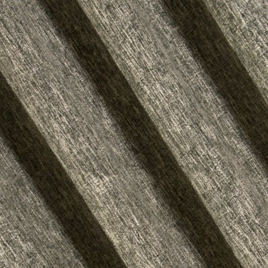 Oryginalna zasłona z melanżu na przelotkach 140x250 cm krem i czerń - 140 X 250 cm - czarny