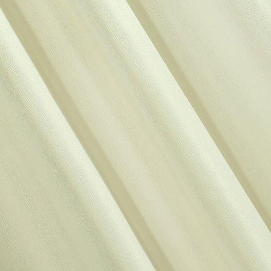 Zasłona subtelny marmurkowy wzór kremowy 140x250cm - 140 X 250 cm - ecru