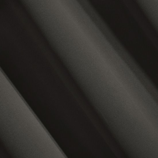 Zasłona zaciemniająca ochrona przed słońcem przelotka grafitowa 135x250cm - 135x250