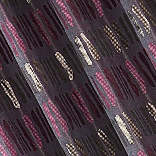 Oryginalne zasłony z aplikacją fioletowe na przelotkach 140x250 cm - 140 X 250 cm - fioletowy