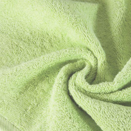 Ręcznik bawełniany gładki jasna mięta 30x50 cm - 30 X 50 cm