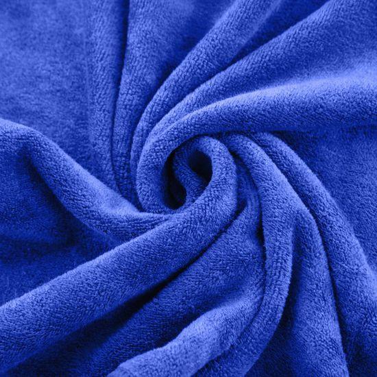 Ręcznik z mikrofibry szybkoschnący granatowy 30x30cm  - 30 X 30 cm