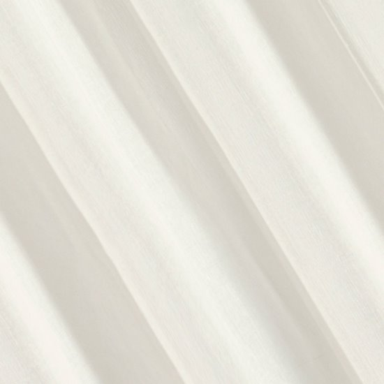 Zasłona gotowa sztuczne płótno nadruk NEW YORK kremowa 140 X 250 cm PRZELOTKI - 140x250