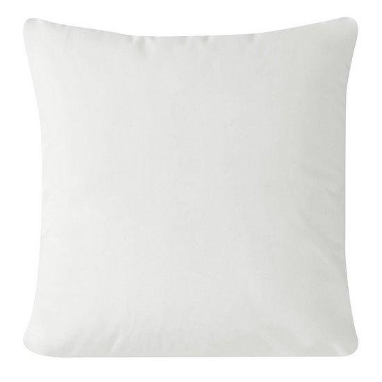 Poszewka na poduszkę velvetowa kremowa 40 x 40 cm  - 40x40