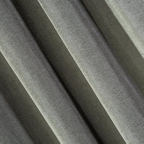 Zasłona grubsza szenilowa błyszcząca nitka przelotki 140x250cm - 140 X 250 cm