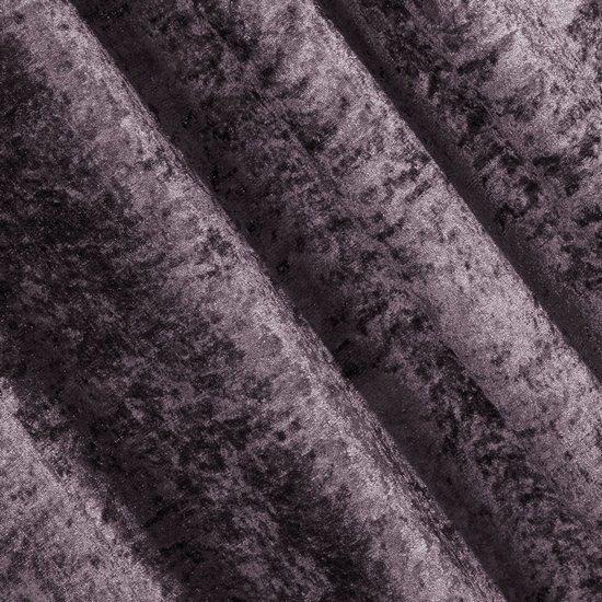 Zasłona welwetowa fioletowa 140x270 cm taśma - 140 X 270 cm - fioletowy