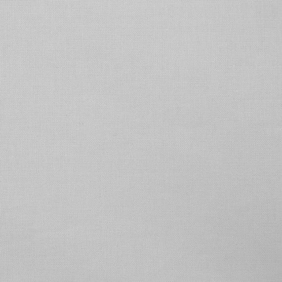Komplet pościeli bawełnianej 220 x 200 cm, 2 szt. 70x80, dwustronny biało-srebrny - 220x200