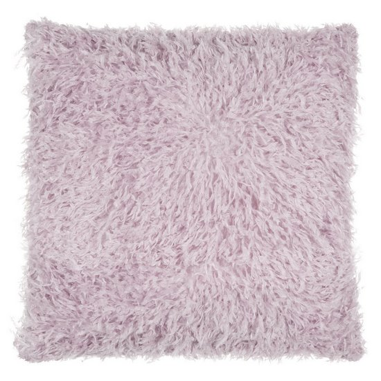 Poszewka dekoracyjna na poduszkę 45 x 45 kolor różowy - 45 X 45 cm