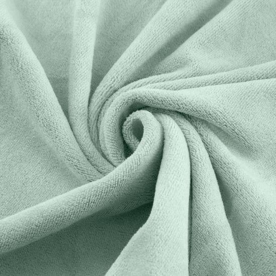 Ręcznik z mikrofibry szybkoschnący miętowy 30x30cm  - 30x30