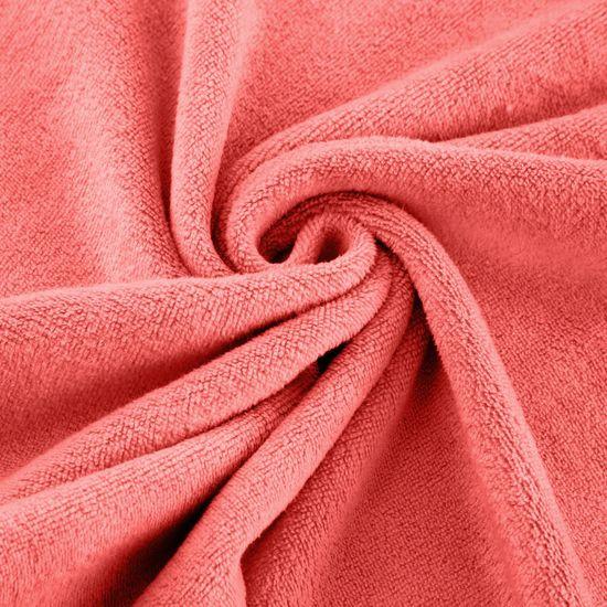 Ręcznik z mikrofibry szybkoschnący koralowy 70x140cm  - 70 X 140 cm