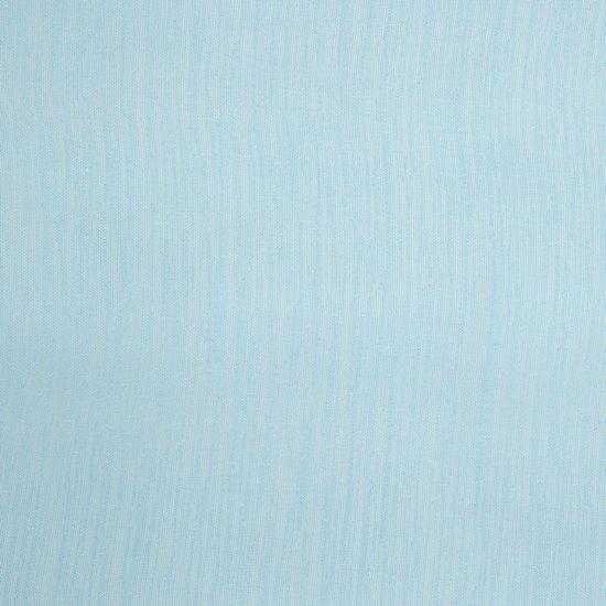 Zasłona NIEBIESKA struktura deszczyku przelotki 140x250 cm - 140x250