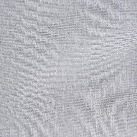 Zasłona STALOWY SZARY struktura deszczyku przelotki 140x250 cm - 140x250