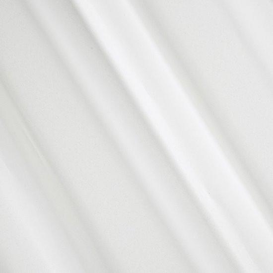 Zasłona gładka BIAŁA przelotki 140x250 cm - 140x250