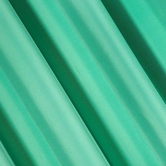 Zasłona gładka MIĘTOWA przelotki 140x250 cm - 140x250