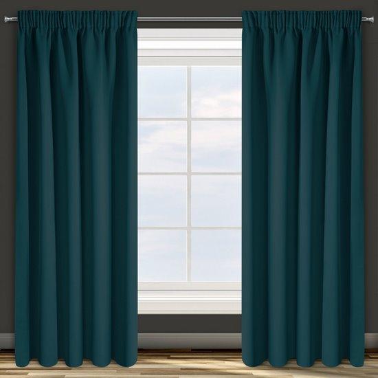 Zasłona Parisa z tkaniny zaciemniającej 140x250 Design 91 - 135 X 270 cm