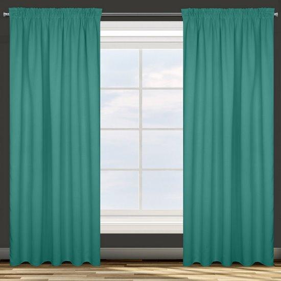 Zasłona z tkaniny zaciemniającej 140x250 Design 91 - 135 X 270 cm