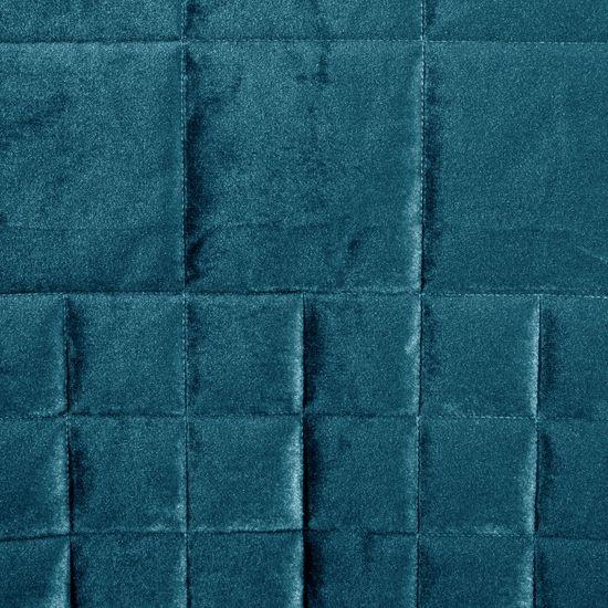 Pikowana narzuta do sypialni - mój wybór Eva Minge - turkusowa 220x240 cm - 220 X 240 cm