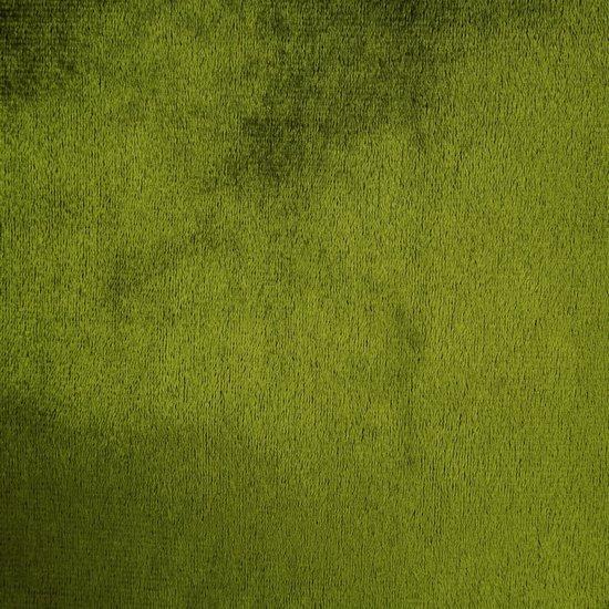 Zasłona WELWETOWA na przelotkach OLIWKOWA 140x250 - 140x250