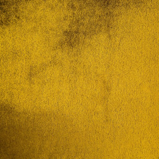 Zasłona WELWETOWA na przelotkach MUSZTARDOWA 140x250 - 140x250