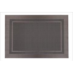 Srebrna podkładka stołowa klasyczna 30x45 cm - 30 X 45 cm - srebrny 2