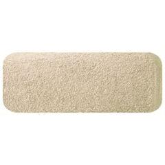 Gładki ręcznik kąpielowy beżowy 70x140 cm - 70 X 140 cm - beżowy 2
