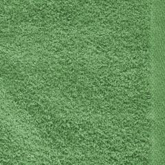 GŁADKI ZIELONY RĘCZNIK KĄPIELOWY Z BAWEŁNY 70x140 cm EUROFIRANY - 70 X 140 cm - butelkowy zielony 4