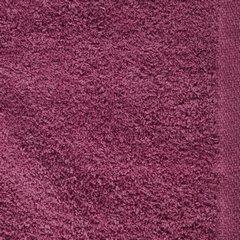 Ręcznik z bawełny gładki liliowy 70x140cm - 70 X 140 cm - liliowy 3